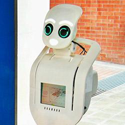 URUS Ubiquitous Networking Robotics in Urban Settings